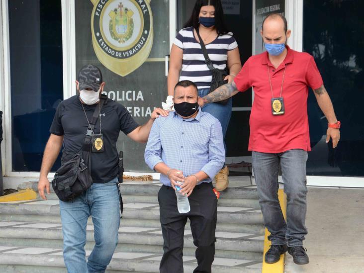 En Veracruz, capturan a presunto falsificador