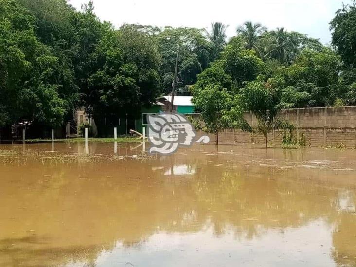 Alerta en la región por creciente de río San Juan y Coatzacoalcos