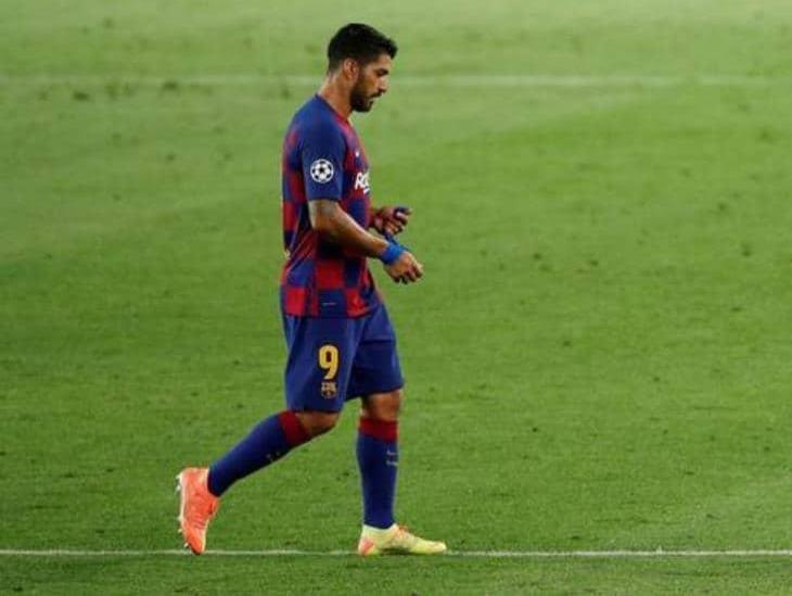 Koeman habría anunciado a Luis Suárez que no seguirá en Barça