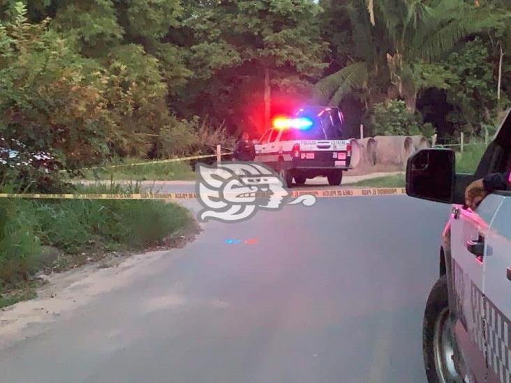 Abandonan bolsa con cuerpo mutilado en zona rural de Minatitlán