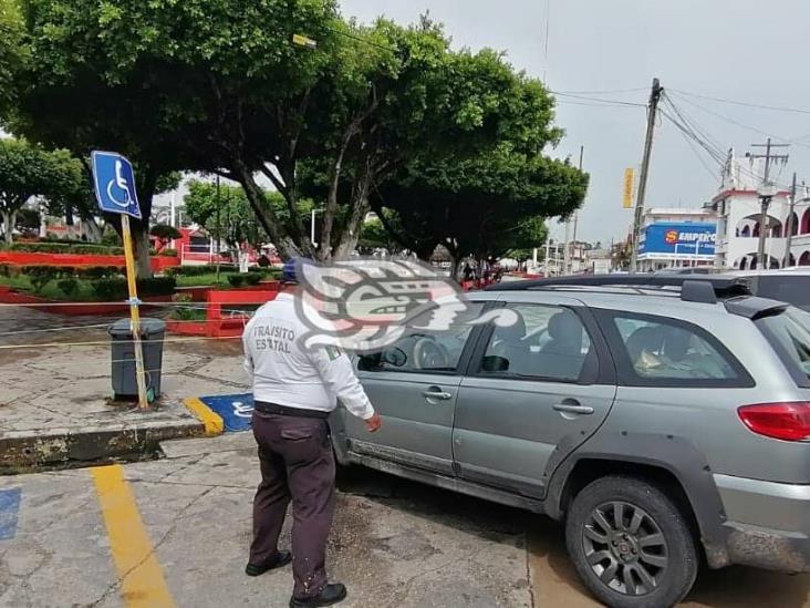 Falta insfraestructura para personas con discapacidad en Las Choapas