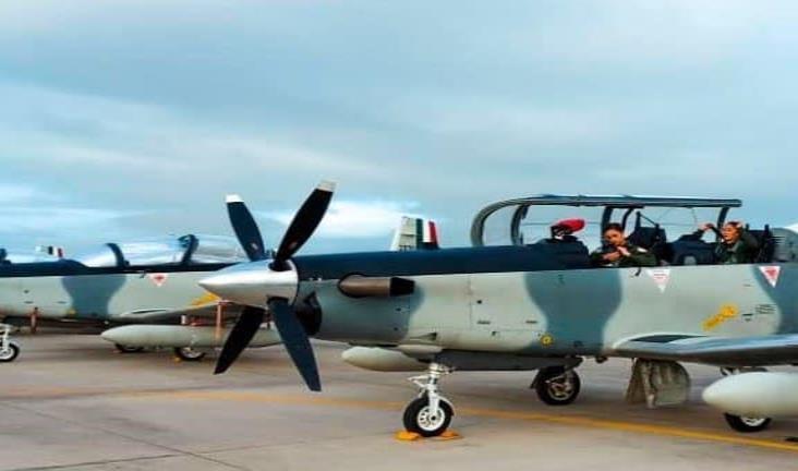 Desfile militar 2020: mujeres piloto surcarán los cielos