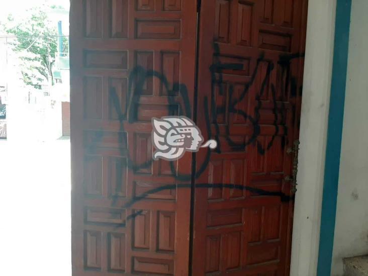 Cometen actos vandálicos en la capilla Nuestra Señora de Guadalupe
