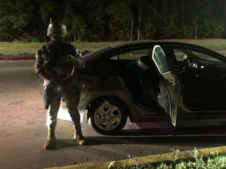 Semar rescata a hombre secuestrado en Boca del Río