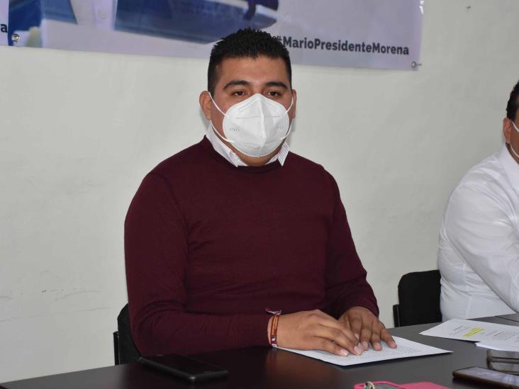 Mario Delgado, idóneo para Morena, dice diputado de Veracruz