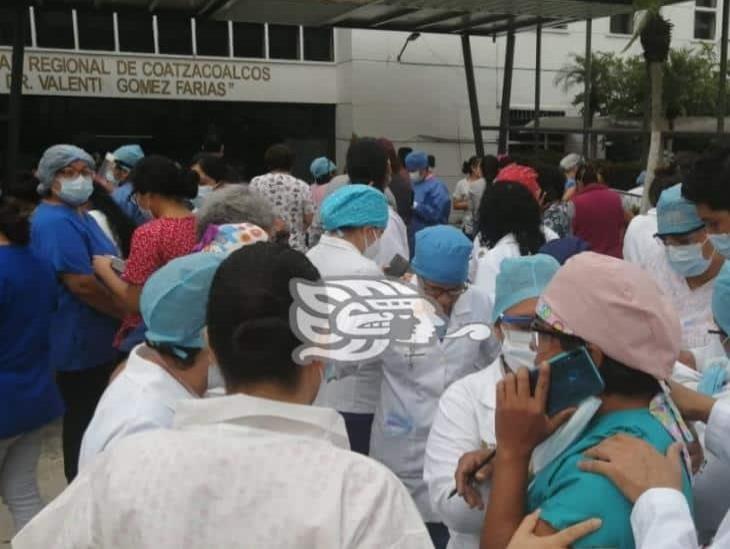 Casi  150 trabajadores del Comunitario se han contagiado de Coronavirus