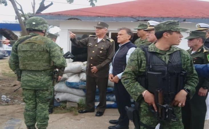 Con bendición de Cienfuegos, aumentaron asesinatos en Veracruz con Yunes