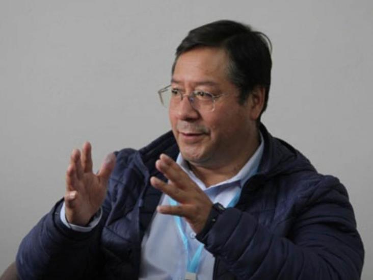 Denuncia MAS atentado contra Luis Arce, presidente electo de Bolivia