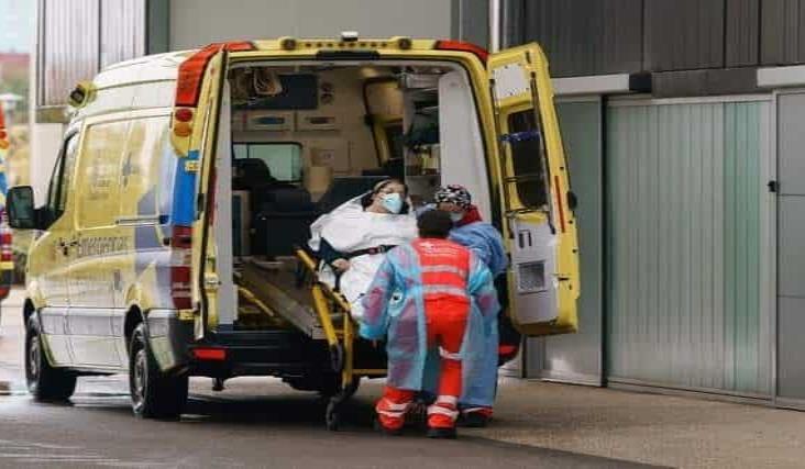 Fuera de control, la pandemia en España; masiva propagación