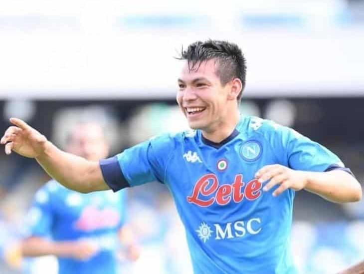 Napoli felicitó a Pachuca por su aniversario