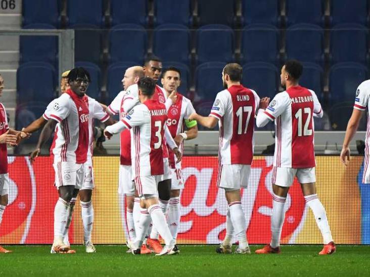 Ajax reporta 11 positivos a COVID-19 entre sus filas