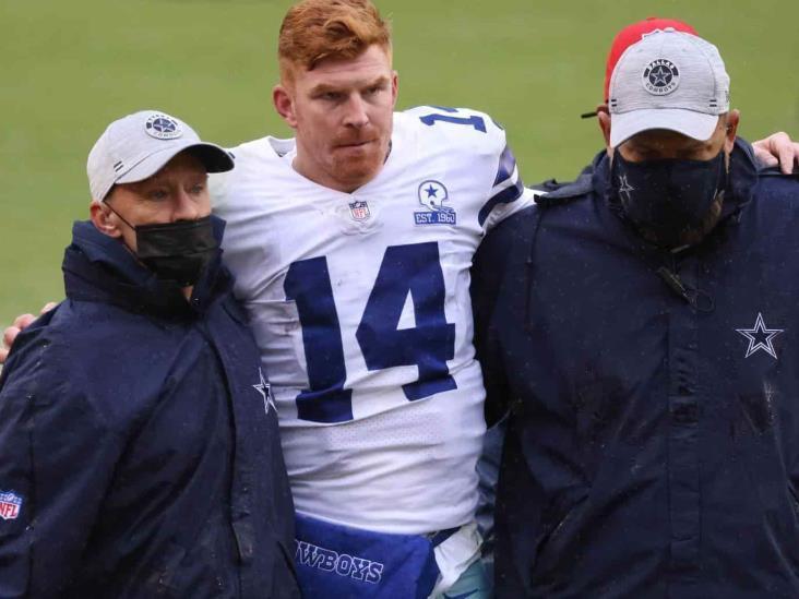 NFL: Andy Dalton sería baja con Cowboys en 'Clásico' ante Steelers
