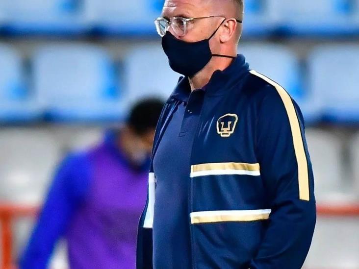 Andrés Lillini revira a los detractores de Pumas