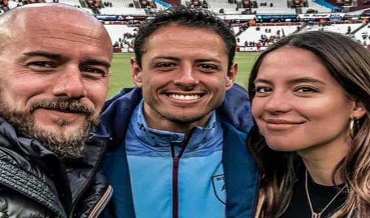 Chicharito afirmó que Gracias a Diego Dreyfus su carrera no ha fracasado