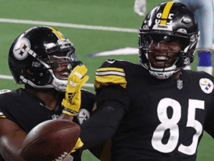 Steelers vence a Cowboys y mantiene su invicto histórico