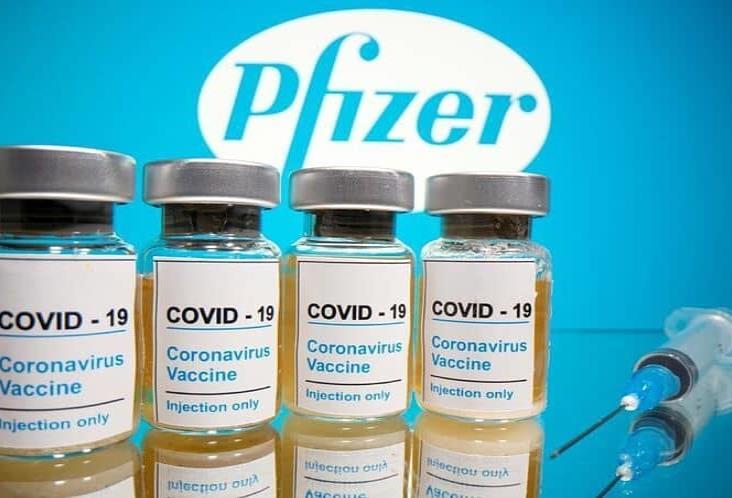 Pfizer afirma que su vacuna contra el Covid-19 es 90% efectiva