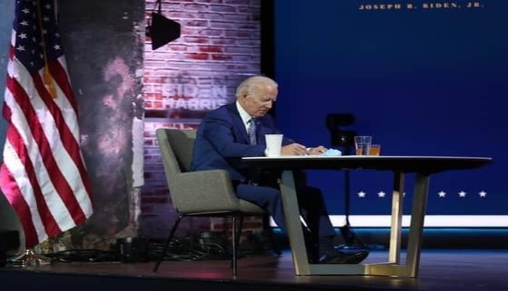 Designa Joe Biden equipo científico contra el Covid-19