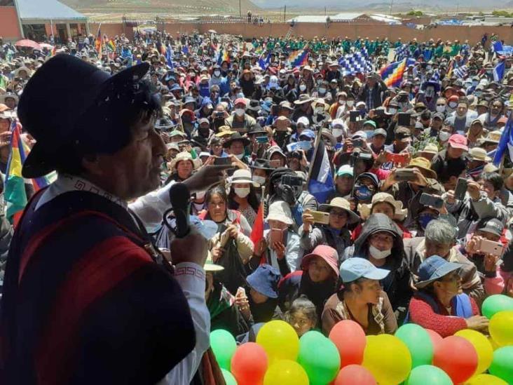 Nunca dudé de mi retorno a Bolivia: Evo Morales