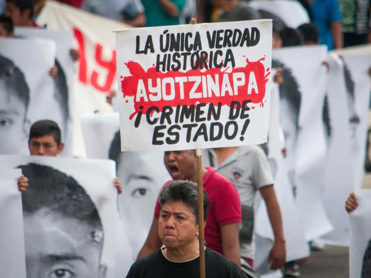 Detienen a José Martínez Crespo, primer militar arrestado por caso Ayotzinapa
