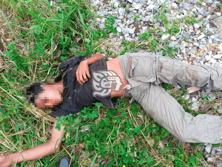 Muere joven migrante tras caer del tren en Jesús Carranza