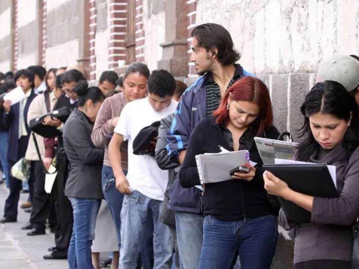 Buscan empleo 11.5 millones de personas en México