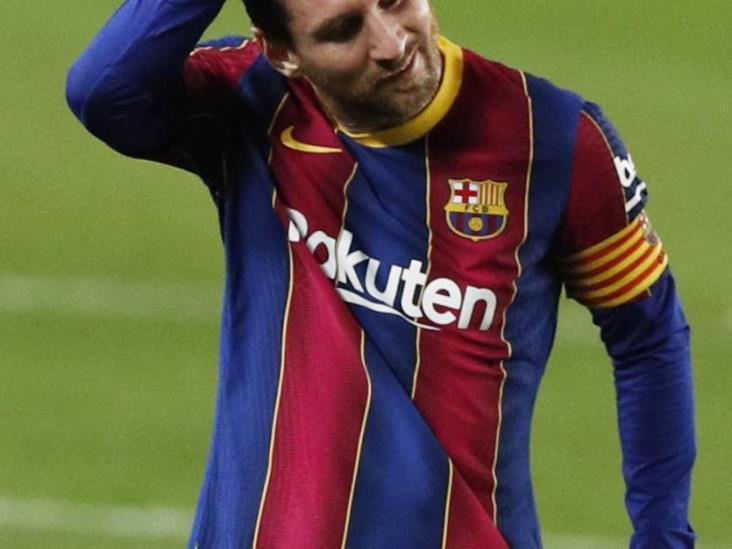 Messi aseguró estar 'cansado de siempre ser el problema de Barcelona'