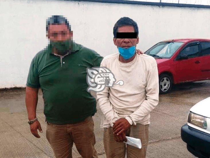 Tras 4 años prófugo, arrestan a pederasta en Acayucan