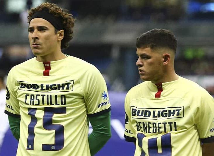 Memo Ochoa y Nicolás Benedetti superaron el COVID-19