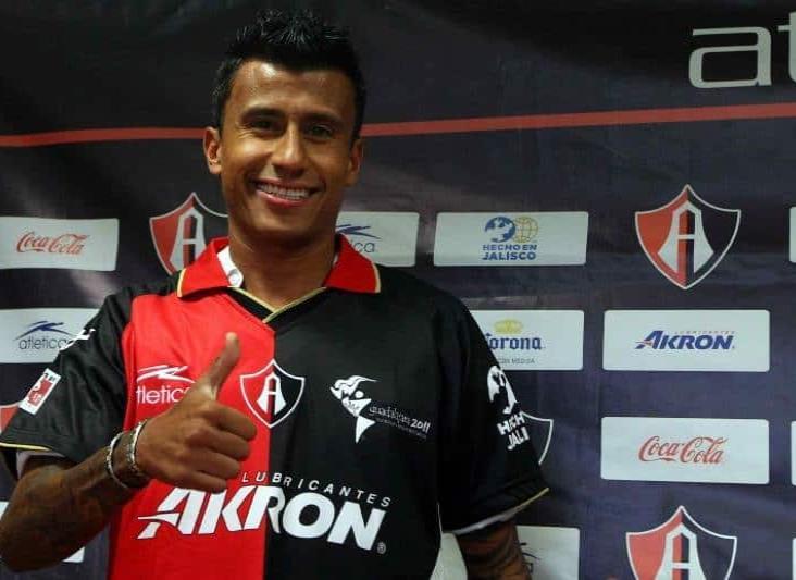'Negro' Sandoval, exjugador de Liga MX, detenido en EU
