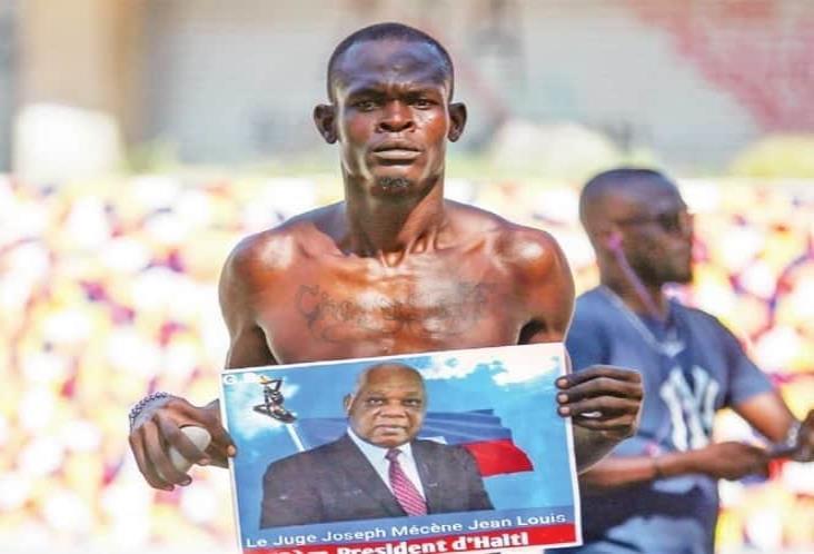 En Haití eligen presidente a juez opositor