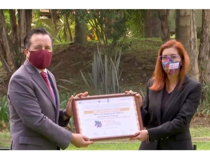 No fue 'autopremio'; se disculpa Televisa con Gobierno de Veracruz