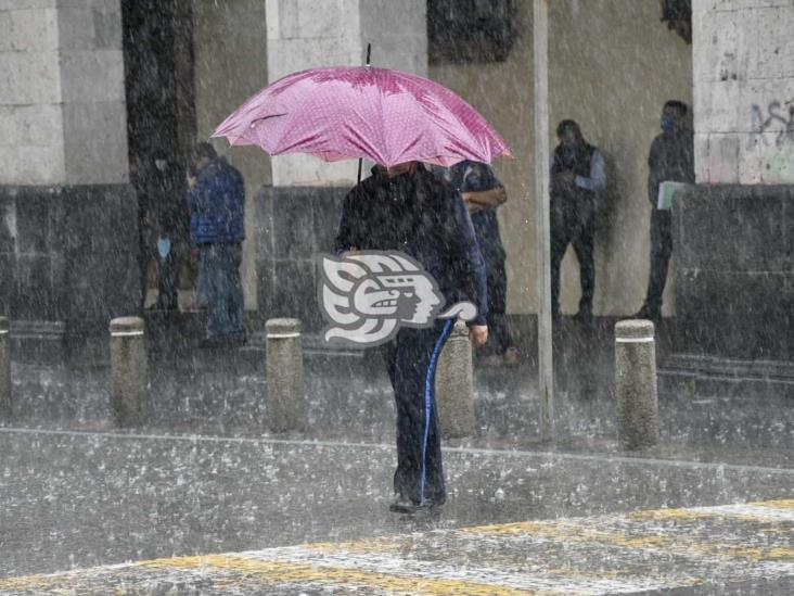 Seguirán las lluvias y el frío en Veracruz, advierte SPC