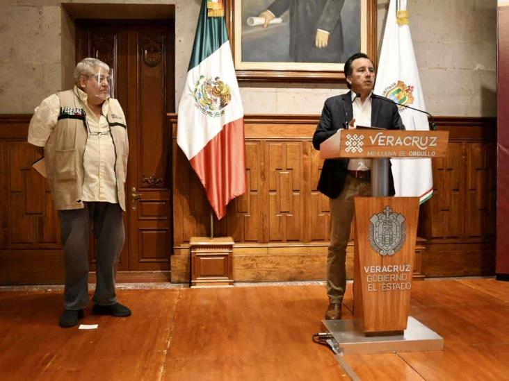 Este miércoles arriba a Veracruz tercer lote de vacuna contra Covid