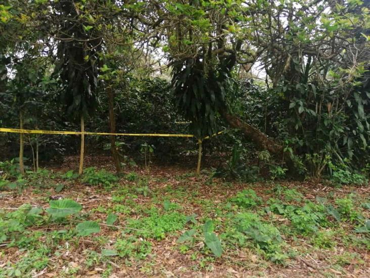 Hallan restos de un hombre en fosa en zona centro de Veracruz
