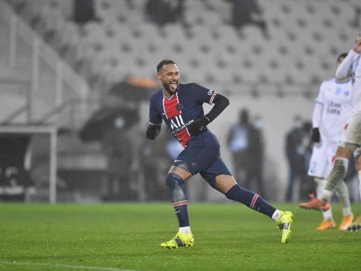 Neymar será baja para la vuelta contra el Barcelona
