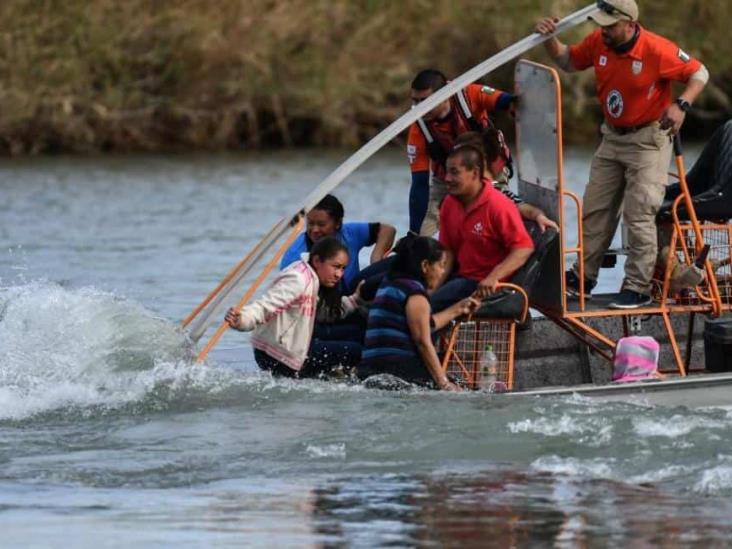 Muere niño mexicano  al querer cruzar a EU