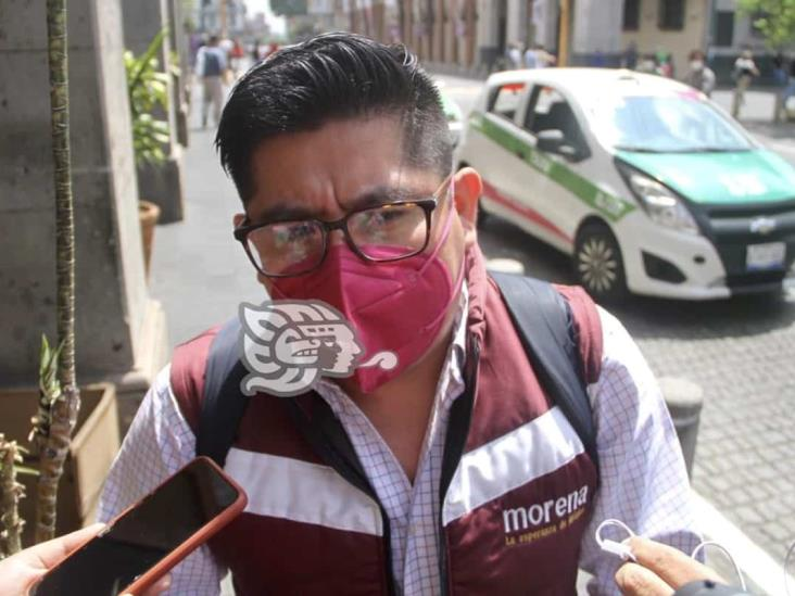 Transparencia en elección de candidatos de Morena: Zepeta