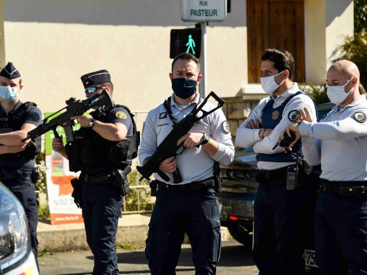 Asesina tunecino a policía en París