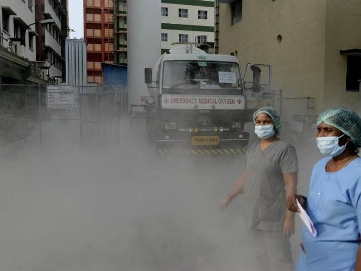 UE alista dar asistencia a India en medio de elevados contagios de coronavirus