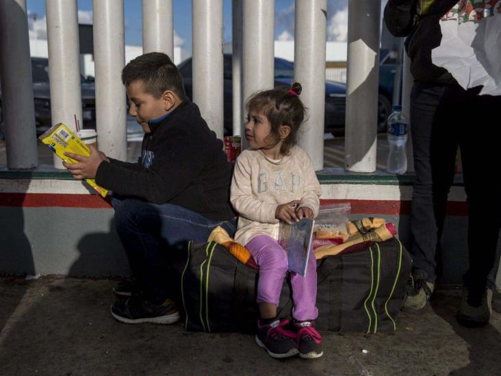 Cruzan a EU casi 20 mil menores no acompañados