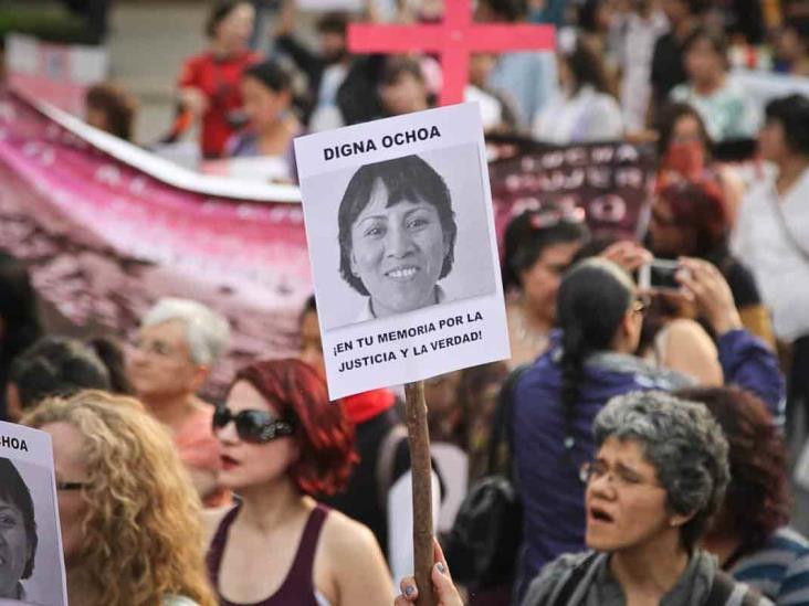 Reconoce Estado ante CoIDH fallas en caso de veracruzana Digna Ochoa