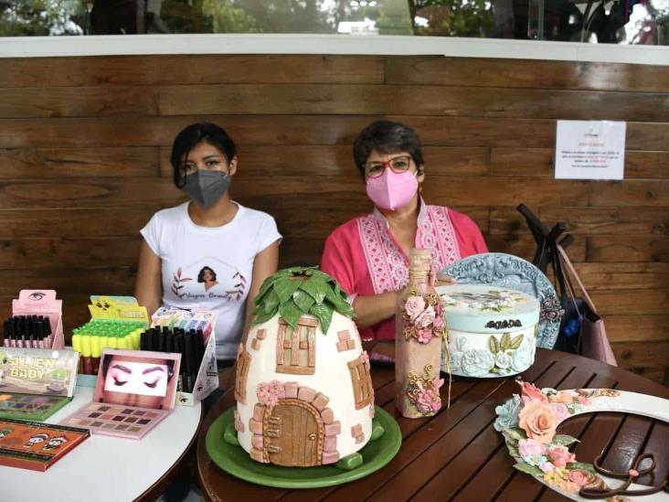 Xalapa: mujeres emprendedoras usan redes como 'trampolín' para ventas