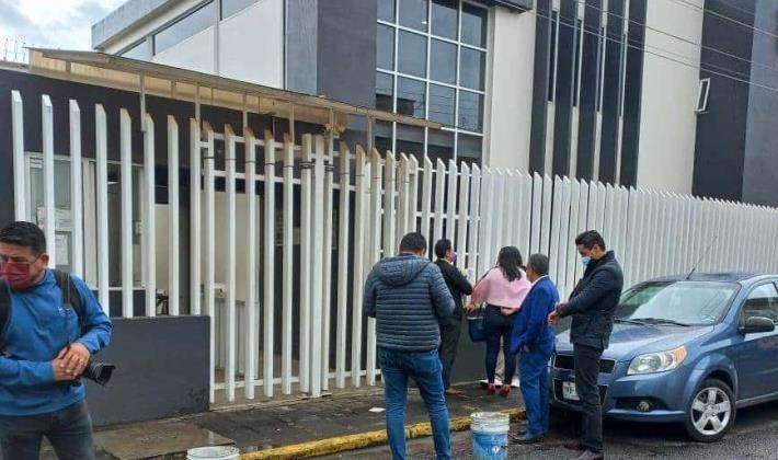 No llega Yunes Márquez a audiencia en Pacho