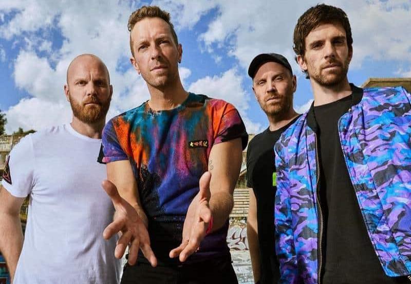 Coldplay vuelve a México en 2022