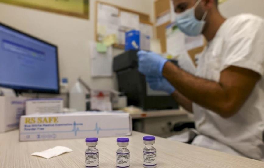 En Israel, detectan nueva subvariante de la cepa Delta del coronavirus
