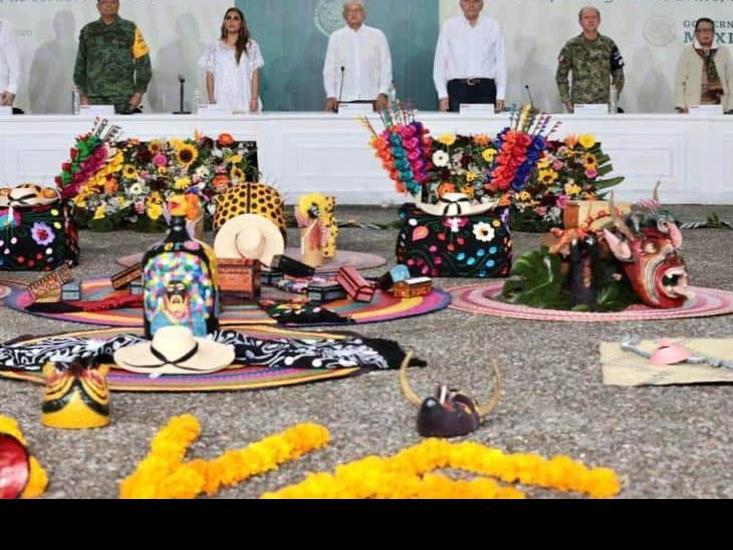 Encabeza AMLO Plan de Apoyo a Guerrero